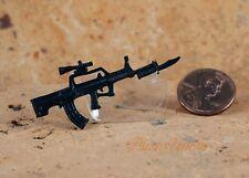GI Joe 1:18 Action Figur 3.75 PLA Chinese Army Assault Rifle QBZ Type 95 G19_U