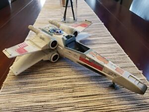 STAR WARS POTF X-WING FIGHTER SHIP NO REPRO! BLOWOUT SALE CHEAP LOOK 👀☝️👈