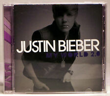 My World 2.0 by Justin Bieber (CD, Mar-2010, Def Jam (USA))