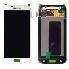 Display Pantalla LCD tactil Samsung Galaxy S6 G920F GH97-17260B White Original