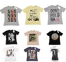 Calvin Klein Jeans Men Short Sleeve T-Shirt / 100% Cotton / 8 models / RRP £35