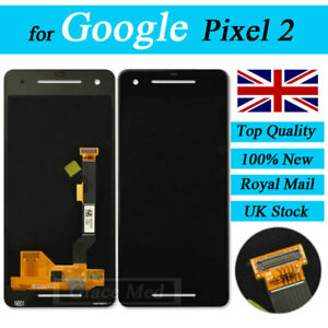 For Google Pixel 2 LCD Display Screen Touch Digitizer Replacement OEM