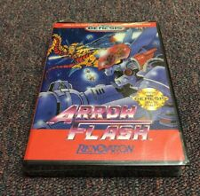 Arrow Flash (Sega Genesis)**** Brand New & Factory Sealed*****  Extremely Rare!!
