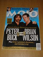 MOJO 1998 JUNE BRIAN WILSON BEACH BOYS PETER BUCK ENO