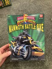 Mighty Morphin Power Rangers - Mammoth Battle Bike Original Series (1995)