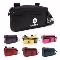 AdirMed Wheelchair Walker Pouch iPhone Pouch Holder Carry Bag Choose Color