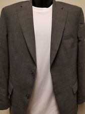 HAGGAR MENS Blazer 42R - Black Label