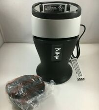 NutriFit NINJA model QB3001SS Motorized Base and extra travel lid ONLY - tested