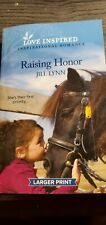 Colorado Grooms Ser.: Raising Honor by Jill Lynn (2020, Mass Market)