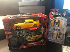 XMODS Evolution Transformers Bumblebee RC Radio Control Kit Movie 2007 NIP