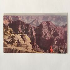 Union Oil Company's Grand Canyon Arizona Posted 1957 Prescott Postcard