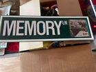 Memory+Lane+Street+Sign+Photo+Frame