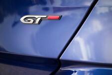 Logo Peugeot GT Line COFFRE / AILE TOUT MODELE 208 308 2008 3008 5008