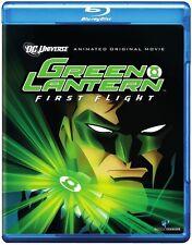 Green Lantern: First Flight (2011, Blu-ray NEUF) BLU-RAY/WS