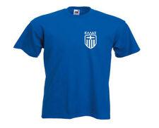 Maglie da calcio di squadre nazionali blu per bambini