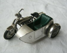 Matchbox Models of Yesteryear Y8-2  - 1914 Sunbeam Motorcycle ohne