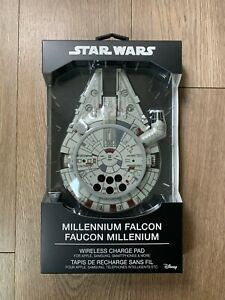 Disney Star Wars Millenium Falcon Wireless Charging Pad For Apple Samsung
