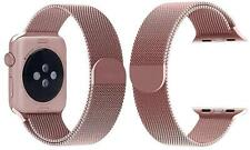 New Waloo Milanese Loop Stainless Steel Apple Watch Band Series 1, 2, 3, 4 & 5