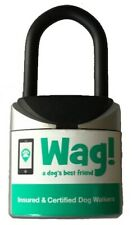 Wag LockBox Combination Key Lock Box House Home Doors Dog Walkers Real Estate