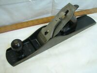 Clean Stanley Bailey no. 6 Smoothing Fore Plane Woodworking Wood Tool