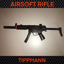 Airsoft Rifle Gun With Magazine - Tippmann