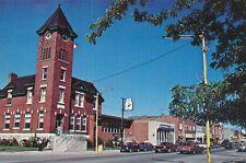 Tilbury Post Office and Queen Street, Tilbury, Ontario (128)