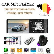 4.1'' 1 Din Car MP5 Player Radio Stereo BT Mirror Link MP3 Wheel Control FM TF