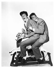 DEAN MARTIN & JERRY LEWIS great promo still MONEY FROM HOME - (d268)