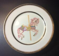 Vintage Willits Designs Carousel Memories Limited Edition 1987 Gold Trim