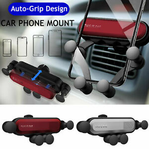 Auto Car Air Vent Phone Holder Mount Grip For Samsung Galaxy S10/S9/S8 Note 9 Sy
