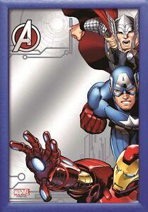 The Avengers Thor & Iron Man Nostalgie Barspiegel Spiegel 22 x 32 cm *Angebot*