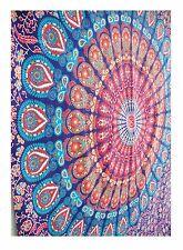Nepal Wall Thangka  Mandala Tapestry Bohemian Bedspread Ethnic Dorm Decor