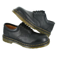 DR. MARTENS 8053 ORIGINAL LOW NAPA BLACK R11849001 MENS US SIZES