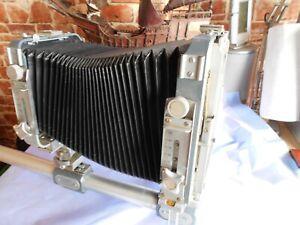 Top-Zustand Plaubel-Peco Universall3 13X18 mit Weitwinkel-Balgen siehe Bild&Text