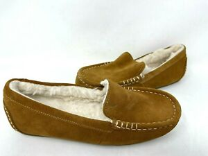 Koolaburra by UGG Women's Lezly Lined Slippers Brown #1020389 Size:10 141Q tz