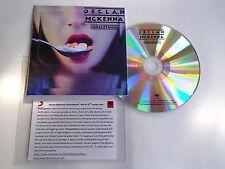 DECLAN MCKENNA - PARACETAMOL - VERY RARE PROMO CD - RADIO EDIT
