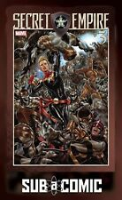 SECRET EMPIRE #3 (MARVEL 2017 1st Print) COMIC