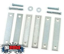 Ford F250/F350 Carrier Bearing Drop Kit 1999-2012 4WD Zone Offroad #F5401