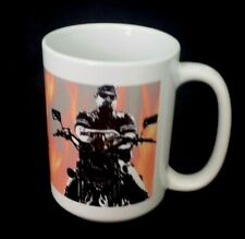 Motorcycle Biker Freedom Novelty 15 oz Mug