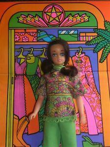 VTG MOD SEÑORITA LILI TRESSY DOLL BARBARA LILI LEDY MEXICO BRUNETTE Barbie Clone