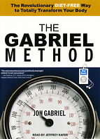 The Gabriel Method - by Jon Gabriel - MP3CD -  New and Sealed