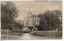 SAINT AMAND SUR FION - Marne - CPA 51 - l' église