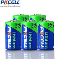 5pcs CR123A Camera Lithium Batteries CR17345 DL123A PL123A EL123A 3V Battery