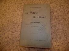 1900.la patrie en danger.BEnc.Emile Pierret