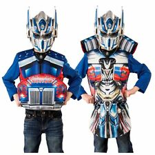 Rubie's Official Transformers Optimus Prime Transforming Costume Deluxe Charact
