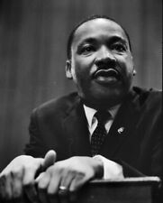 New Photo: Civil Rights Champion Dr. Martin Luther King, Jr. - 6 Sizes!