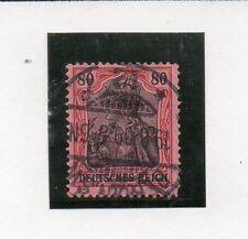Alemania Imperio Valor del año 1902-4 (CC-876)