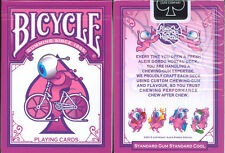 BICYCLE COME TO CHEW STREET ART PLAYING CARDS