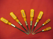 GRACE 7 PIECE HANDGUN AND PISTOL GUNSMITH SCREWDRIVER SET USA MADE !!! MACHINIST