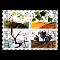 Liechtenstein 1994 - Four Seasons of the Grape Vine - Sc 1032a MNH